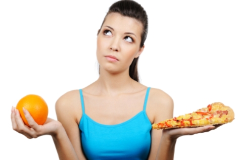 healthy food choices, getting healthy, lifestyle change