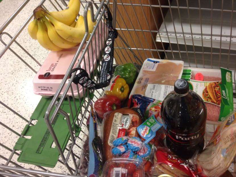 Healthy Grocery Cart