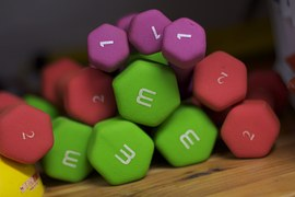 dumb bells, weight lifting, strength training