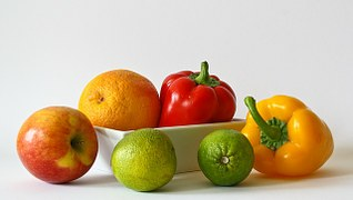 Fruits and veggies, healthy eating, healthy habits